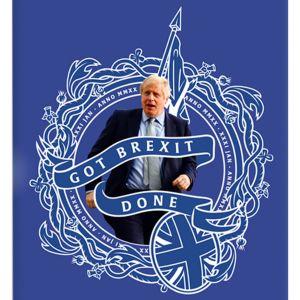 Official Got Brexit Done Magnet