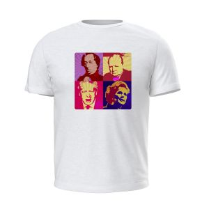 Pop Art T-Shirt (Unisex)